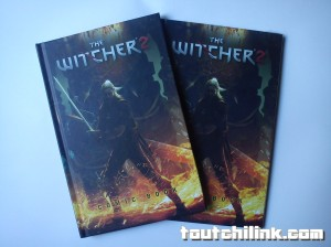 "Comic Book ""The Witcher 2"""