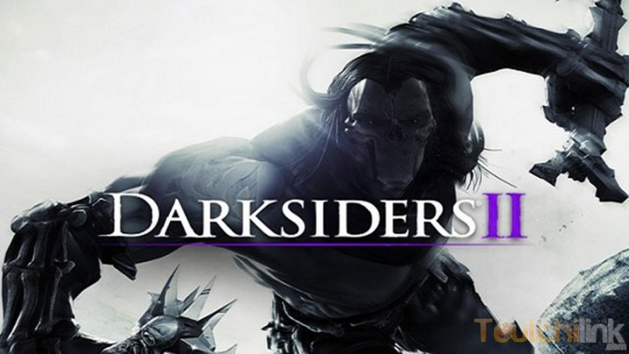 Darksiders II, PS3