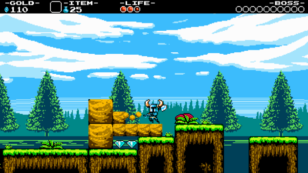 Shovel Knight illustré