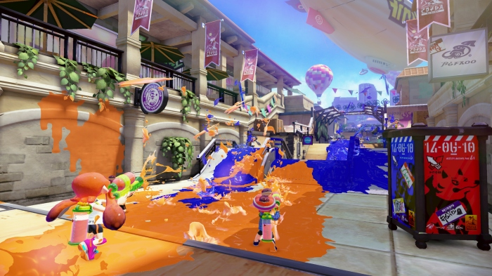 Splatoon illustré