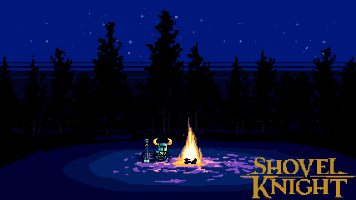 Shovel Knight présentation