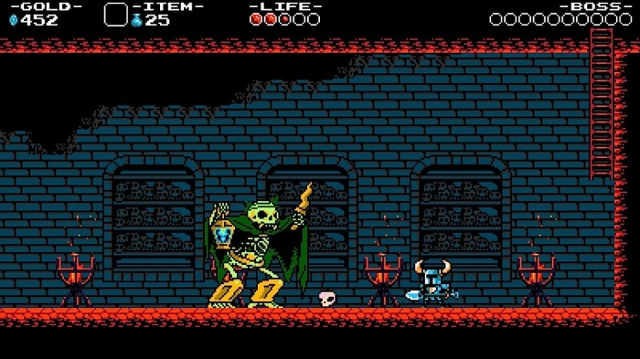 Shovel Knight illustré 2