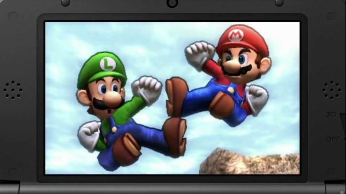 Super Smash Bros Gameplay 3DS