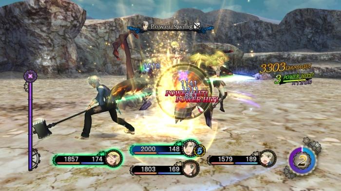 Tales Of Xillia 2 PS3 présentation