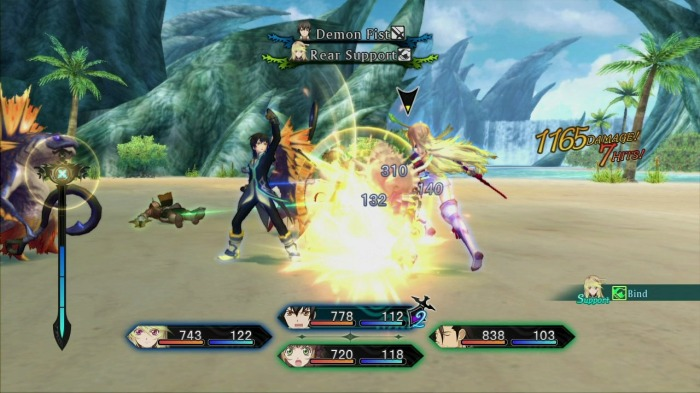 Tales Of Xillia 2 PS3 illustré