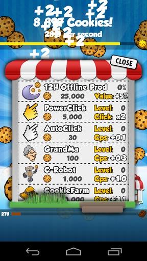 Power clic