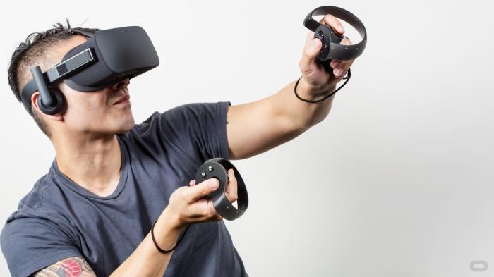 Oculus utilisateur